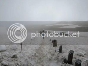 snowy trek Asadhidake