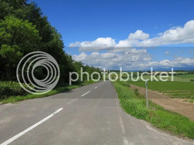 Biei Road