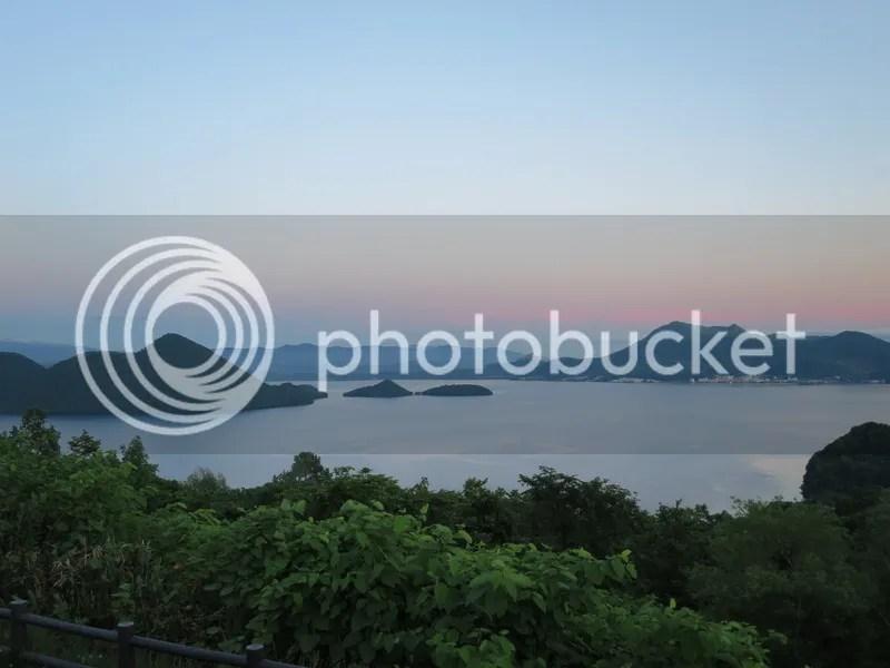 pLake Toya view