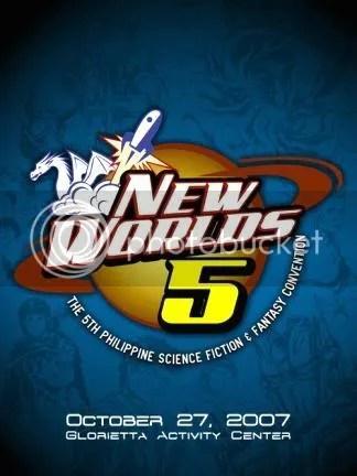 New Worlds 5