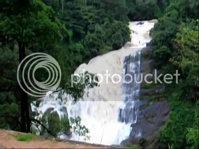 Chaeeyappara falls