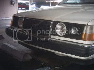 6 inch round drving lights on Volvos  Turbobricks Forums