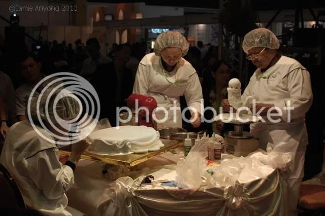 ABC Bakery Team at work