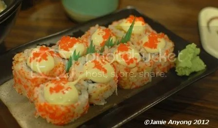 Ajisen Ramen_crunchy roll