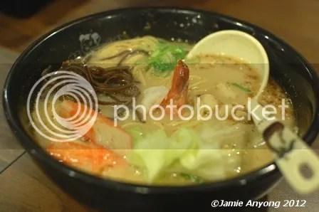 Ajisen Ramen_seafood ramen