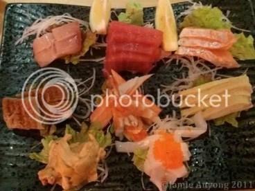 Sumo Sam_assorted sashimi