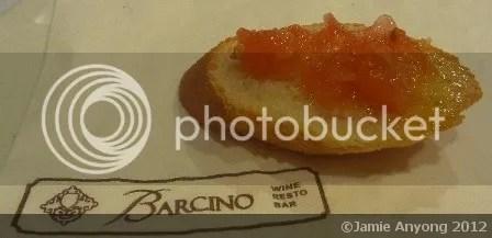 Barcino_complimentary bread