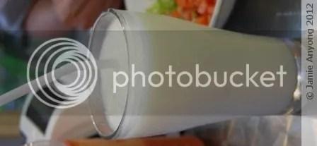 Behrouz_yogurt shake