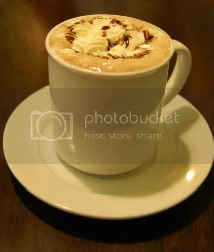 Conti's_hot chocolate