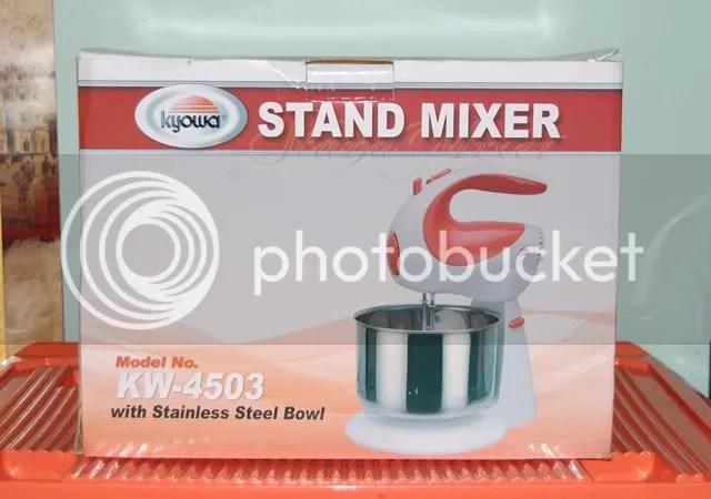Kyowa mixer