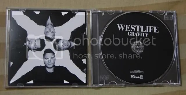 inside Westlife: Gravity