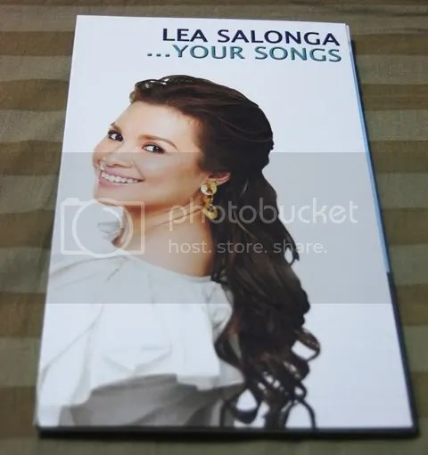 Lea Salonga: ...Your Songs