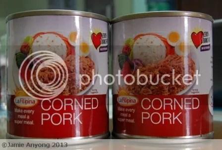 Canned Corned Pork