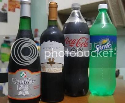 Xmas 2011 drinks