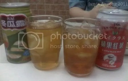 FENG WEI WEE_canned drinks