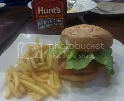 Culinary Outkast_Fish Burger