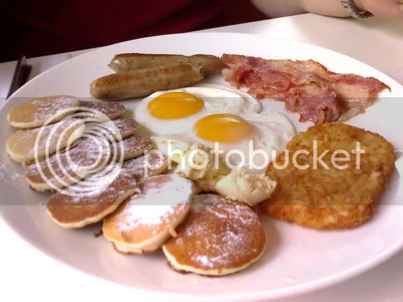 GRAMS DINER_Breakfast Sampler