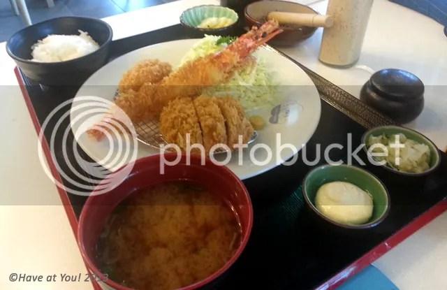 Ginza Bairin_seafood set photo GinzaBairin_SeafoodSet_zps859dd459.jpg