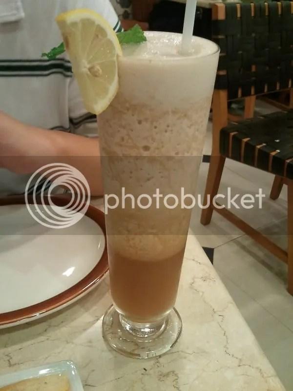 MoMo! Cafe_guava iced tea
