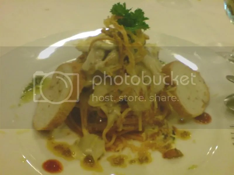 KATRE_pasta putanesca with chicken
