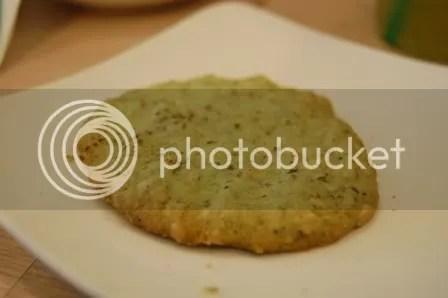 KOZUI_Oatmeal Tea Cookie