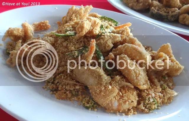 Kuan Hwa Seafood Restaurant_Nestum Prawns photo KuanHwa_NestumPrawns_zps9c28eb4a.jpg