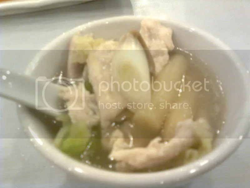 LUCK GARDEN_chicken with asparagus soup