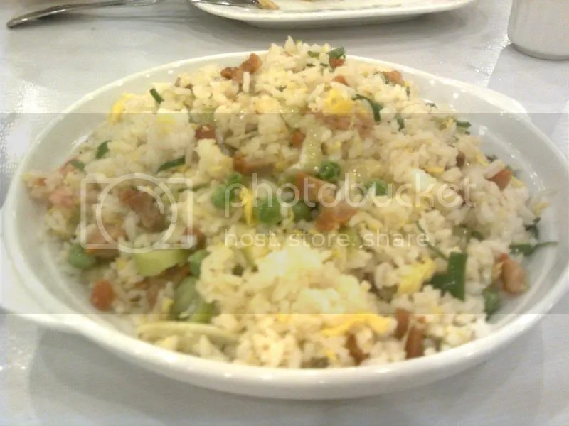 LUCK GARDEN_yang chow fried rice