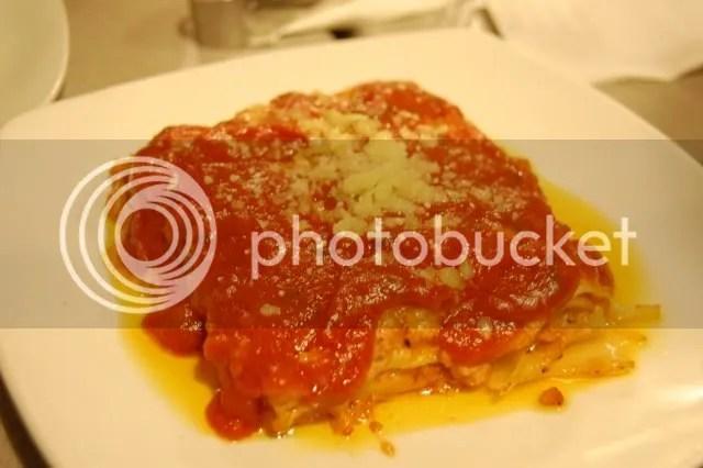 Sicilian Express_Lasagna al Forno