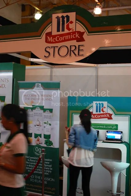 McCormick booth