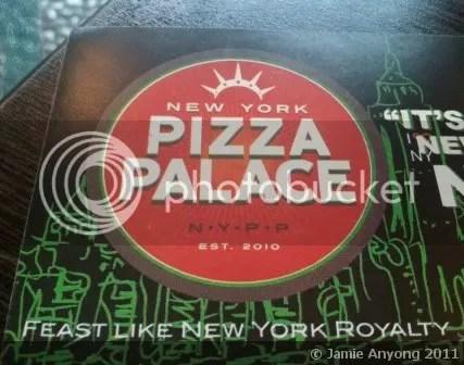 New York Pizza Palace Logo