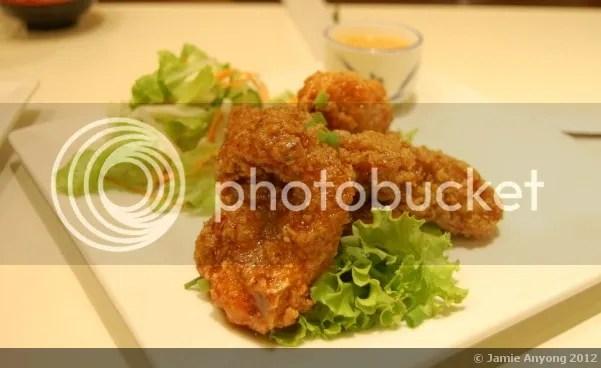 Okura_Rice Syrup Chicken
