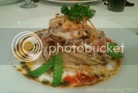 KATRE_roast chicken with pasta