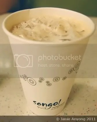 SANGO_iced milk tea