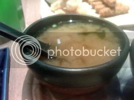 SUMO SAM_miso soup