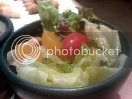 SUMO SAM_salad