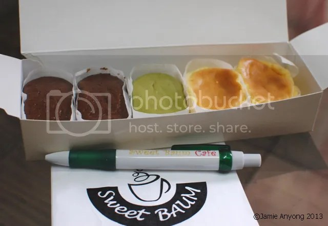 Sweet Baum Cafe_Japanese Cheesecakes