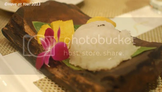 Thai Bistro_Sticky Rice with Mango photo ThaiBistro_StickyRicewithMango_zps1383ac1b.jpg