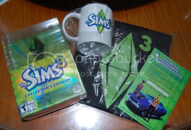 Sims3 Collector's Edition