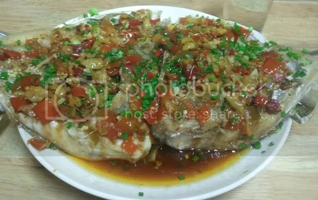 You Jie Xiao Chao_steamed fish head