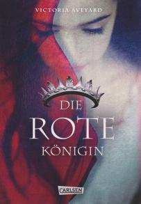 Cover Die rote Koenigung (c) Carlsen