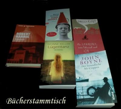 Buchempfehlungen im Mai