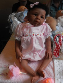 Ash Reborn Baby Doll Creations by Loving Maggie