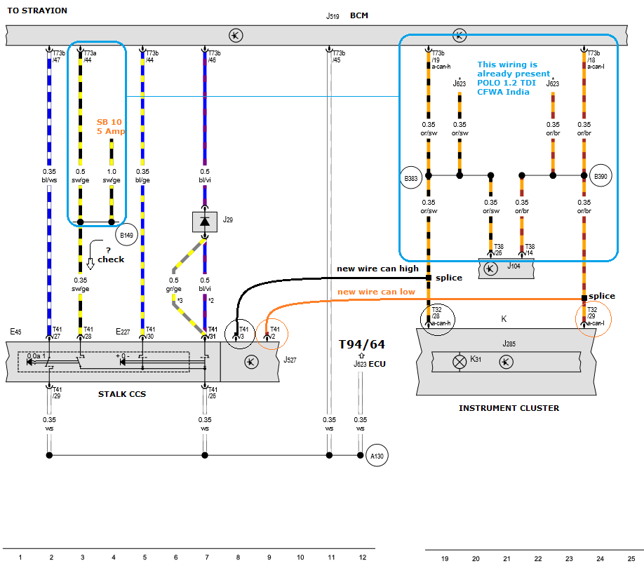 Central Locking Actuator Wiring Diagram 4 Wire Silverado Actuator ...