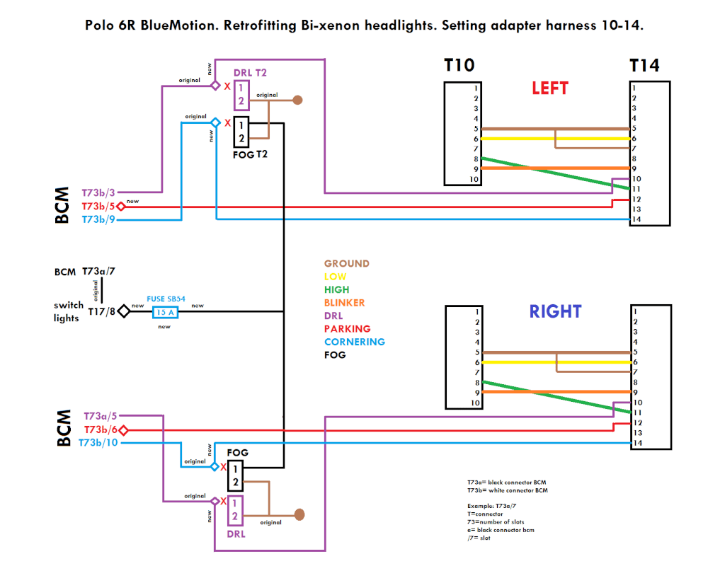 vw polo wiring diagram eye of hummingbird volkswagen 9n library