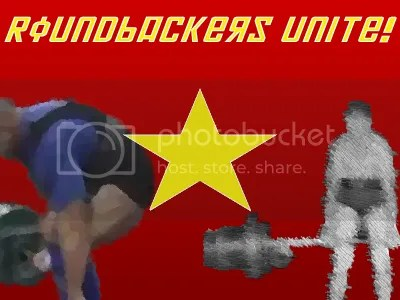 Roundbackers Unite!