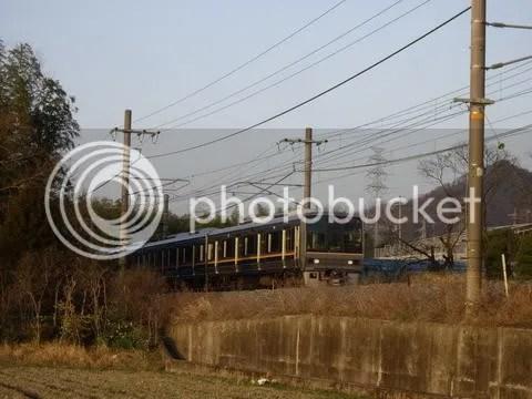 JR Line train