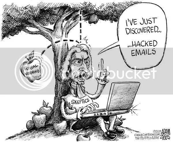 The AP DESTROYS the Phony Climategate Scandal!