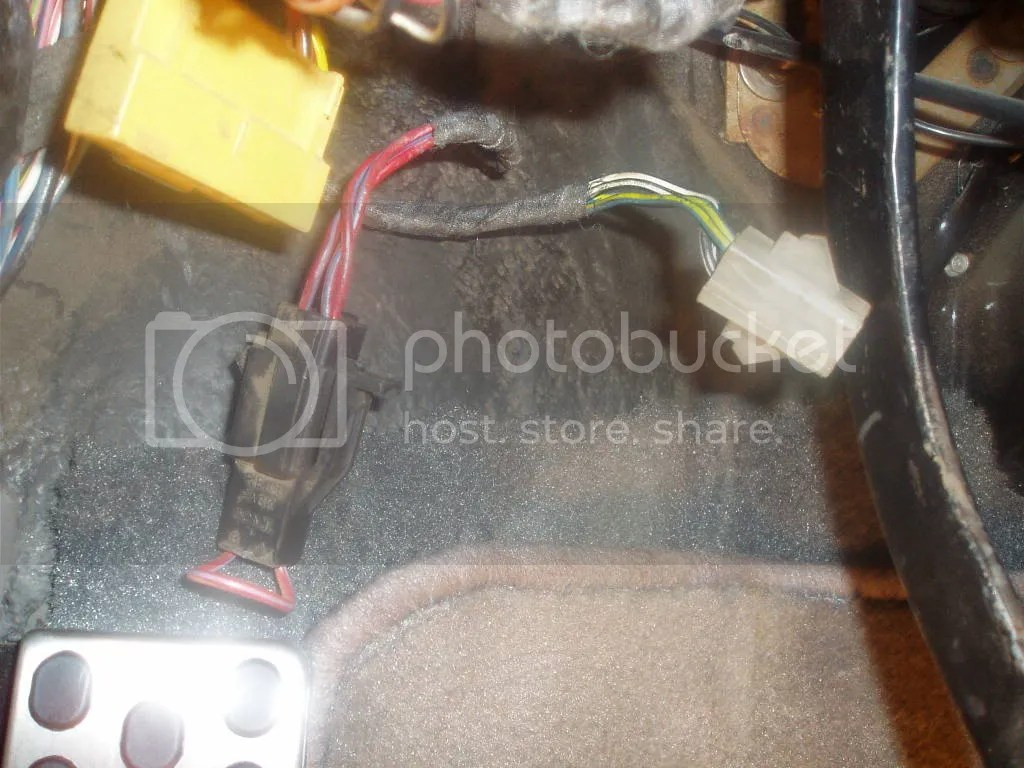 Control Relay Module Location On 87 Mustang Starter Solenoid Wiring