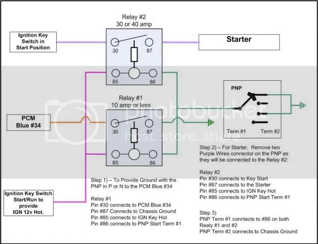 02 Trailblazer Wiring Diagram Free Download Need Pnp Park Neutral Switch Wiring Diagram Or Pin Outs